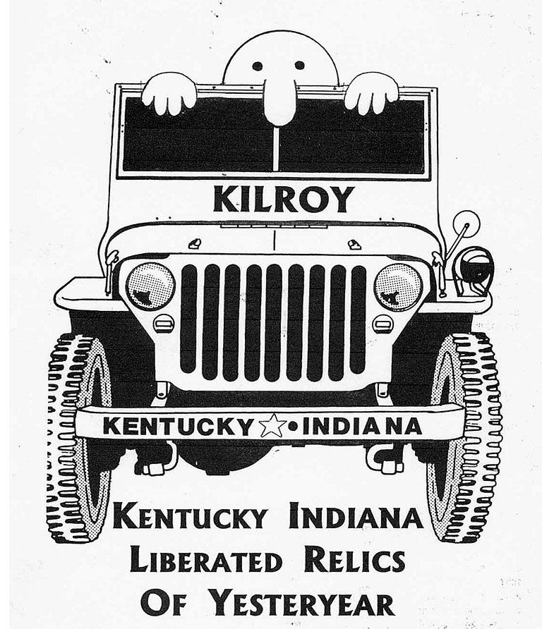 Kilroy Relics