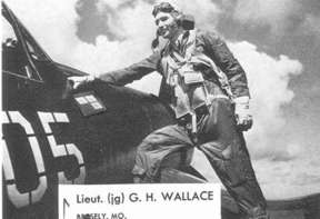Glen Wallace WWII Kilroy Was Here Korean