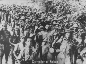 SURRENDER OF BATAAN