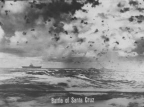 BATTLE OF SANTA CRUZ