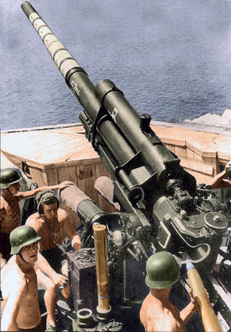 Anti-aircraft Gun Shell 88mm Anti-aircraft Guns